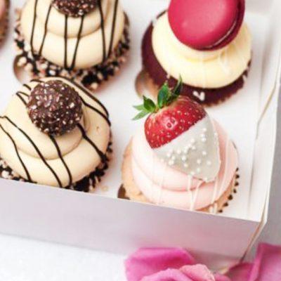 Десерты к праздникам