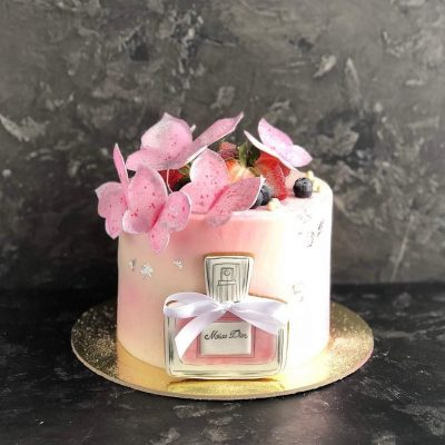 торт Miss Dior Мисс Диор