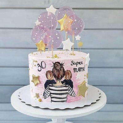 торт для девушки торт для женщины торт для мамы