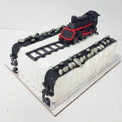 Торт Старинный Паровоз