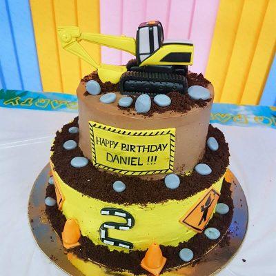 торт для дорожника