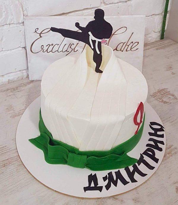 торт карате