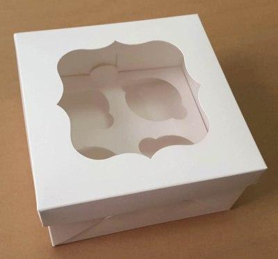 капкейки коробка